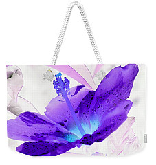Hibiscus - After The Rain - Photopower 754 Weekender Tote Bag