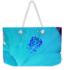 Hibiscus - After The Rain - Photopower 760 Weekender Tote Bag