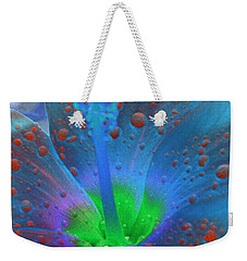 Hibiscus - After The Rain - Photopower 775 Weekender Tote Bag