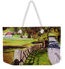 Hidden Brook Farm Weekender Tote Bag