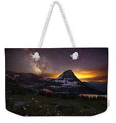 Hidden Galaxy Weekender Tote Bag