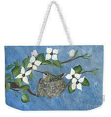Hidden Jewel Weekender Tote Bag