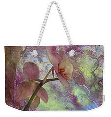 Hidden Orchid Weekender Tote Bag