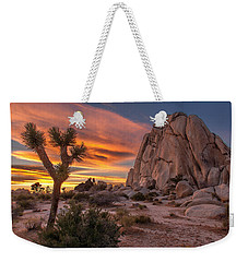 Hidden Valley Rock - Joshua Tree Weekender Tote Bag