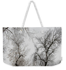 Hide Away Weekender Tote Bag