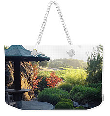Weekender Tote Bag featuring the photograph Hide Out 2 by Shawn Marlow
