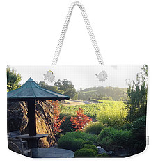 Weekender Tote Bag featuring the photograph Hide Out  by Shawn Marlow
