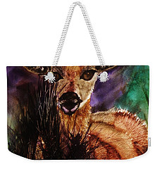 Hiding In The Shadows Weekender Tote Bag