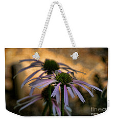 Hiding In The Shadows Weekender Tote Bag by Peggy Hughes