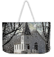 Higgensville Church Weekender Tote Bag