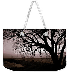 Weekender Tote Bag featuring the photograph High Cliff Beauty by Lauren Radke