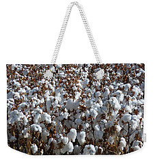 High Cotton Weekender Tote Bag