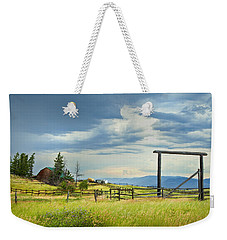 High Country Farm Weekender Tote Bag