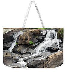 High Falls Weekender Tote Bag by Aaron Martens