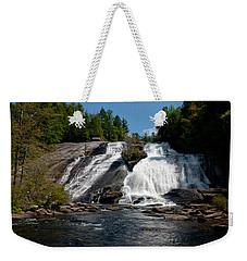 High Falls North Carolina Weekender Tote Bag