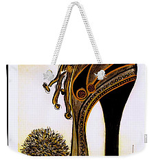 High Heel Heaven Weekender Tote Bag