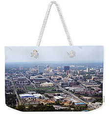 High On Columbia Weekender Tote Bag