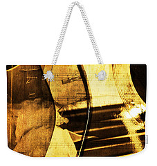 High On Music Weekender Tote Bag