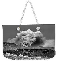 High Park Fire Weekender Tote Bag