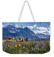 High Plains Weekender Tote Bag