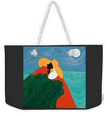 High Priestess Haiti Weekender Tote Bag
