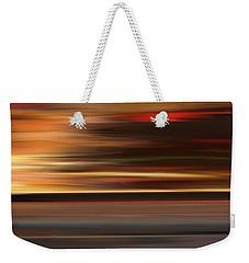 High Speed 3 Weekender Tote Bag by Rabi Khan