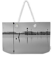 High Tide Ripples Weekender Tote Bag