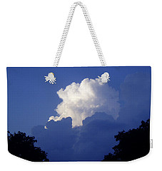 High Towering Clouds Weekender Tote Bag