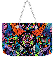 Higher Purpose Weekender Tote Bag