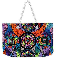 Higher Purpose Weekender Tote Bag