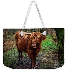 Highland Beast  Weekender Tote Bag
