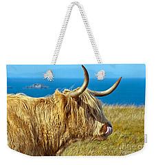 Highland Beauty Weekender Tote Bag