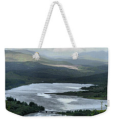 Highland Loch At Lochaber Weekender Tote Bag
