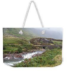 Highland Stream Weekender Tote Bag