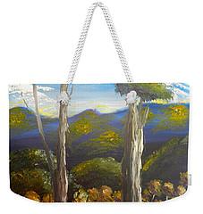 Highlands Gum Trees Weekender Tote Bag