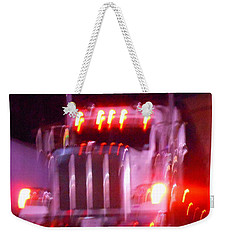 Highway To Hell Weekender Tote Bag