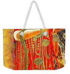 Higieja-according To Gustaw Klimt Weekender Tote Bag