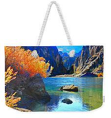 Hikers Haven Two Weekender Tote Bag