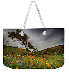 Hiking On Table Mountain Weekender Tote Bag