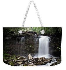 Second Fall Of Hills Creek Weekender Tote Bag