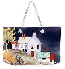 Hill House Weekender Tote Bag by Teresa Ascone