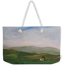Hills Of Ireland Weekender Tote Bag