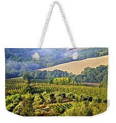 Hills Of Tuscany Weekender Tote Bag