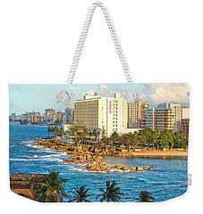 Hilton Conrad Weekender Tote Bag