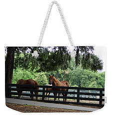Hilton Head Island Beauty Weekender Tote Bag by Kim Pate