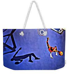 His Airness Michael Jordan Weekender Tote Bag
