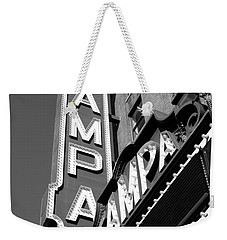 Historic Tampa Weekender Tote Bag