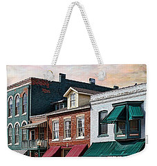 Historic Weston Weekender Tote Bag