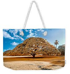 Hitachi Tree In Infrared Weekender Tote Bag