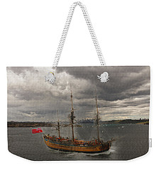 Hmb Endevour Weekender Tote Bag